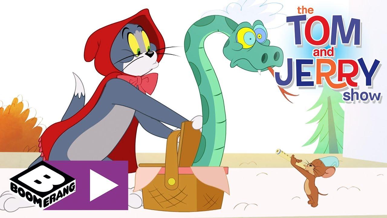 Tom & Jerry   De boksende butler   Boomerang
