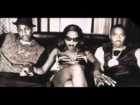 The Firm (Nas, Foxy Brown & AZ) - Freestyle Live on Angie Martinez (1997)