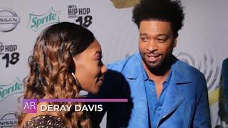 Celebrity Myxer: BET Hip Hop Awards 2018 Red Carpet Celebrity Interviews.