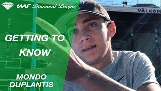 Getting to know Mondo Duplantis