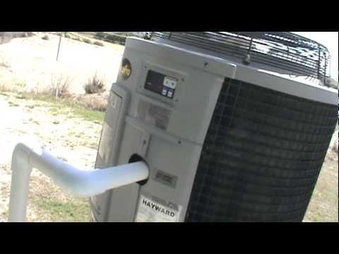 What Not To Do With A Hayward Pool Heater Heat Pump 001