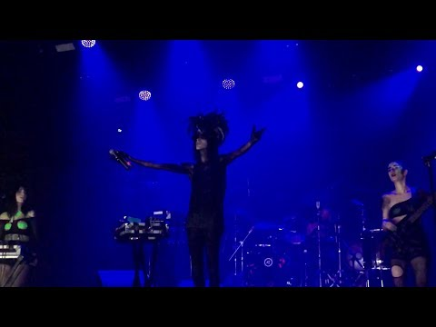IAMX - 27.03.2018, A2 Green Concert (Full show) in @St.Petersburg