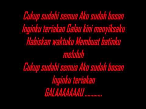 FIRST KIDS - GALAU Lyrics