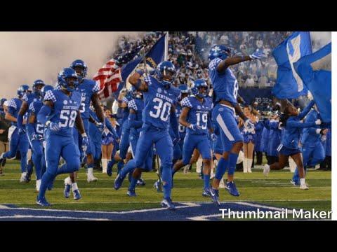 Kentucky Wildcats Football// Season Highlights// 2018-2019