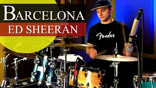Ed Sheeran - Barcelona Drum Cover Video (High Quality Audio) ⚫⚫⚫
