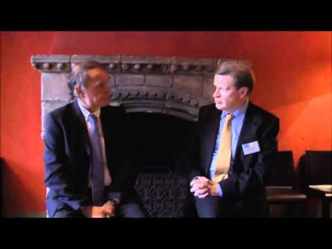Conference at the GGP - Harold James interviews Jean-Pierre Landau