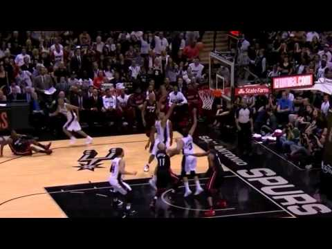 Tim Duncan NBA Finals 2014 Mix [BP15]