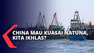 Kapal China Masuk Natuna, Pertahanan Maritim Kita Lemah?