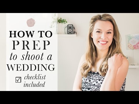 How to prepare to photograph a wedding   Joy Michelle Photography