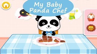 My Baby Panda Chef | BabyBus Games For Kids
