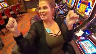 TRACEY'S' FANTASY COME TRUE, $200 HIGH LIMIT DANCING DRUMS PULL, QUICKFIRE JACKPOTS, RISING FORTUNES