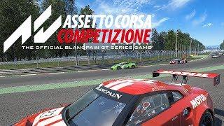 Assetto Corsa Competizione: Nissan GT-R Nismo GT3 AI Race!