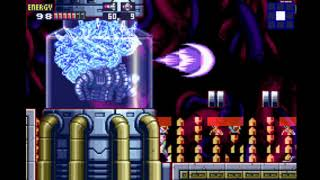 Metroid Fusion mother brain beginnings