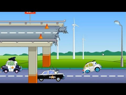 Wheely 1 Level 9 Gameplay Walkthrough - YouTube