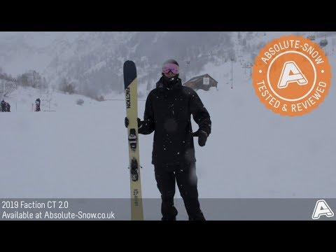 2018 / 2019 | Faction CT 2.0 Skis | Video Review