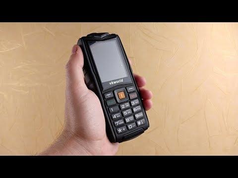 Неубиваемый телефон с защитой IP68 за $24, какой он? Обзор VKWORLD New Stone V3