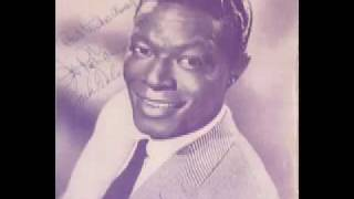nat king cole & gordon jenkins/am i blue