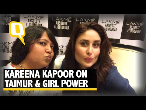 The Quint: Kareena Kapoor on Being a Supermom and Everything Glam