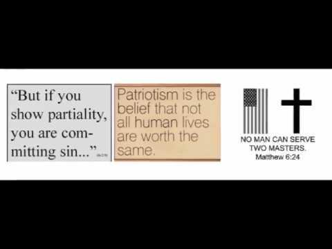 Christian, Politics & Patriotism?