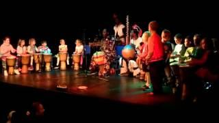 Afryka - Koncerty edukacyjne dla dzieci