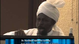 Ahmadiyya Muslim Jama'at Nigeria - Friday Sermon At Alausa Secretariat Mosque by Amir Sahib