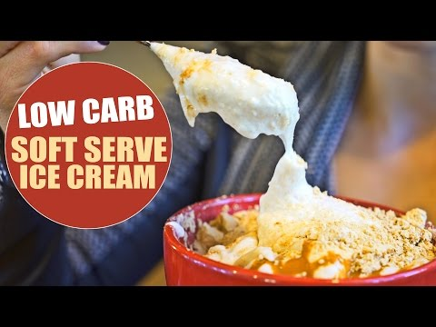 Low Carb High Protein Soft Serve Ice Cream With Kara Corey   Tiger Fitness