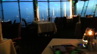 Burj Al Arab, Al Muntaha 27th floor restaurant!