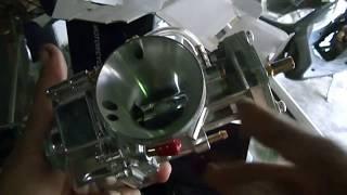 Unboxing Karburator UMA,mari kita lihat bersama