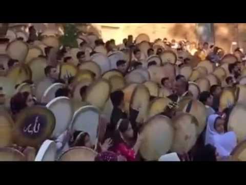 Kürd Def festivali - Rojhelat Kurdistan -Kurden Yaresan/Yarsan (Kakai)