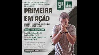 EBD-Aniversário Primeira Igreja Presbiteriana Araguaína  12/09/2021
