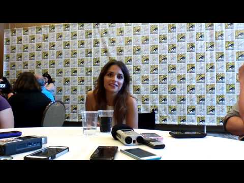 Stephanie Leonidas Talks 'Defiance' Season 2 at ComicCon 2014