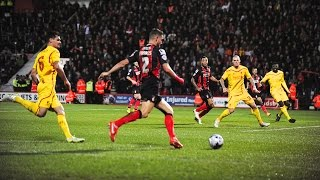 Video Gol Pertandingan AFC Bournemouth vs Liverpool