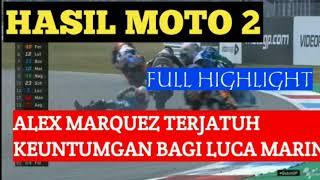 Moto 2 full race Assen 2019