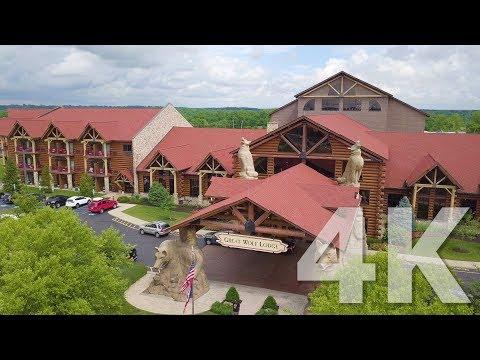 Great Wolf Lodge 4K Tour | Mason, OH