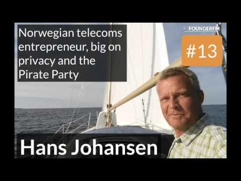 (Up.School) Hans Lysglimt Johansen, Founder Numbercom, telecoms entrepreneur