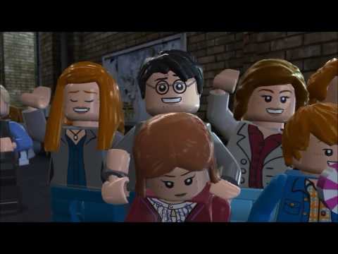 LEGO Harry Potter Years 5-7 Ending Cut-scenes