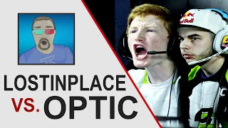 Lostinplace Vs Optic - My Thoughts On Competitive Gaming #tkallday