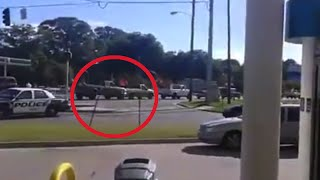 Confederate Flag Parade Ends In TRUCK CRASH | What