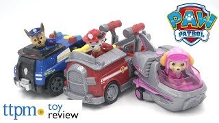 PAW Patrol Vehicles from Spin Master