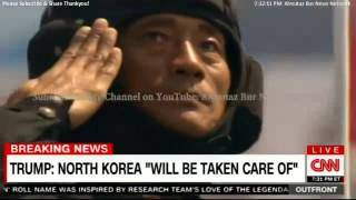 ww3 (unbelivable truth)breaking trump said north korea is a problem and it will be taken care of