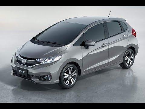 Honda Fit 2019 Modelo Estara Mais Leve E Com Novo Visual Veja Aqui Youtube