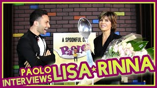 Was Lisa Rinna ready for the RHOBH Drama??