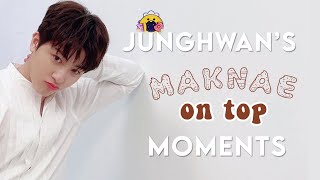 Download when junghwan is the maknae on top
