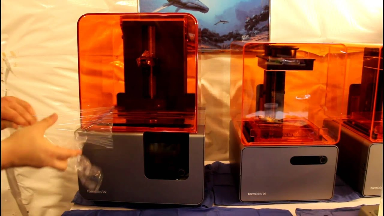 The Form 2 Desktop 3D Printer by Formlabs Review: A Great Buy for ...