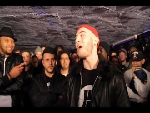 Rap Contenders édition 2 - Wojtek vs Jazzy Bazz