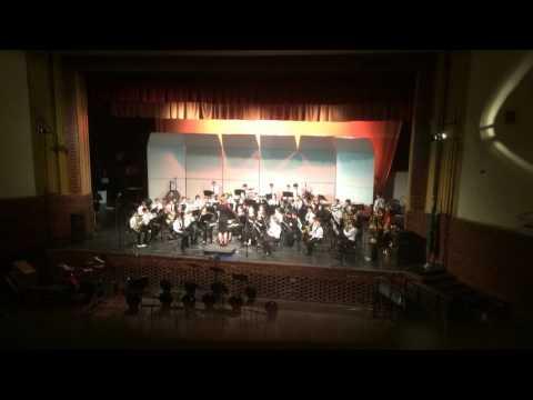Quest for the Grail, Elliott del Borgo (Jane Adams Middle School Band, Seattle, WA)