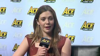 Paul Bettany & Elizabeth Olsen: Avengers Panel with Kevin Smith | ACE Comic Con Seattle