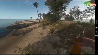 How to get on beached boats in Stranded Deep