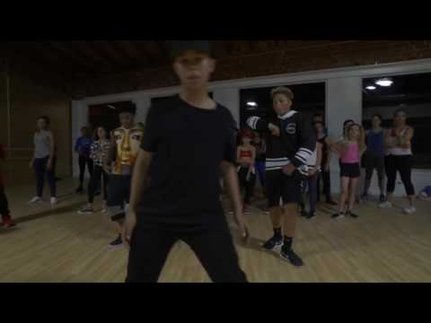 Kenneth San Jose,Jay Hancock ,Josh price , Exchange - @bryontiller - Choreography by @GuyGroove
