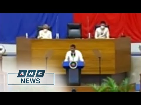SONA 2021 | Duterte: Sotto can become a good vice president | ANC